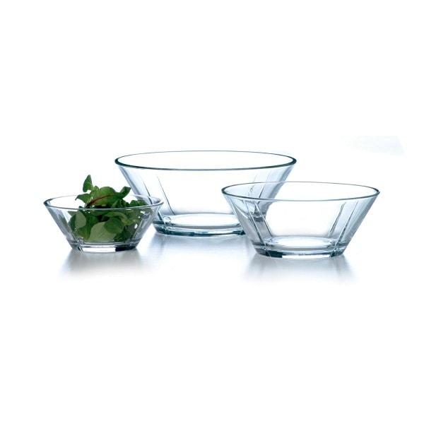 ROSENDAHL Grand Cru Glasschalen 3er Set