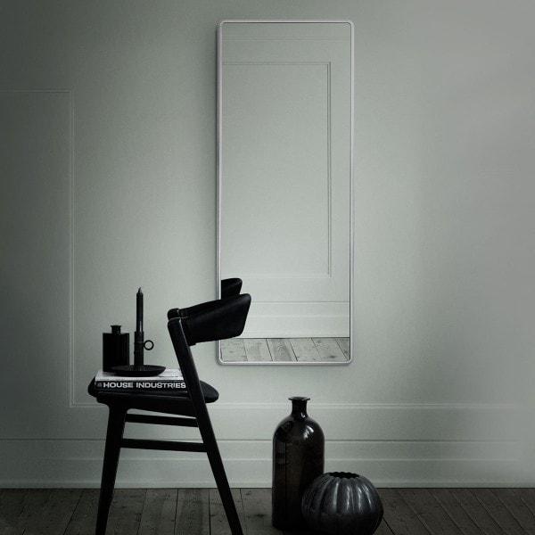 Vipp 912 Spiegel, weiß