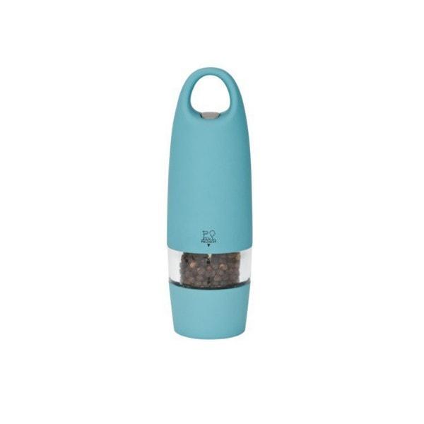 Peugeot elektrische Pfeffermühle ZEST, blaue Lagune