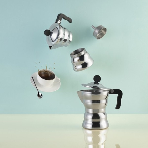 Alessi Espressomaschine MOKA 1 Tasse