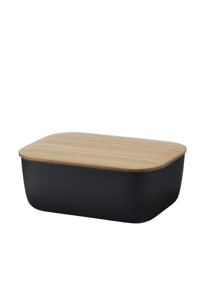 RIG-TIG BOX-IT Butterdose, schwarz