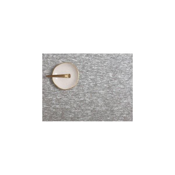 Chilewich Tischset Metallic Lace, silber - 2er Set