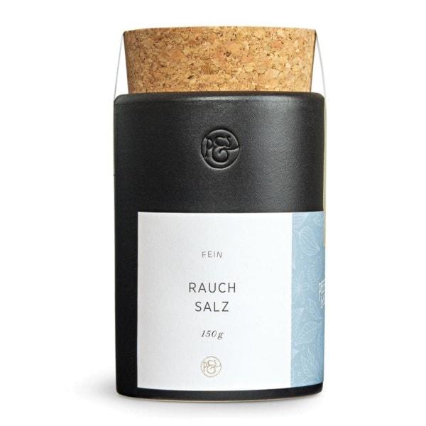 Pfeffersack & Soehne - Rauchsalz im Keramiktopf
