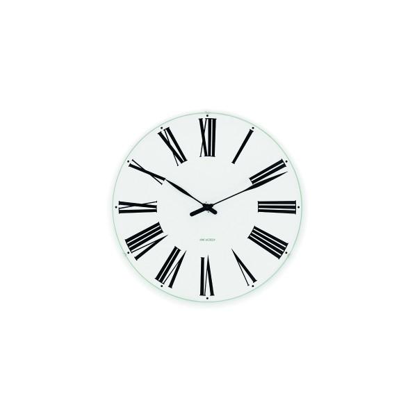 Arne Jacobsen Wanduhr Roman Clock 160