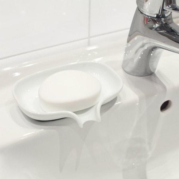 Bosign Seifenschale Porzellan weiß