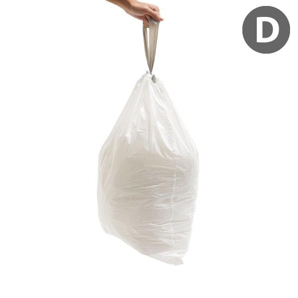 simplehuman 20 Abfallbeutel Müllbeutel D