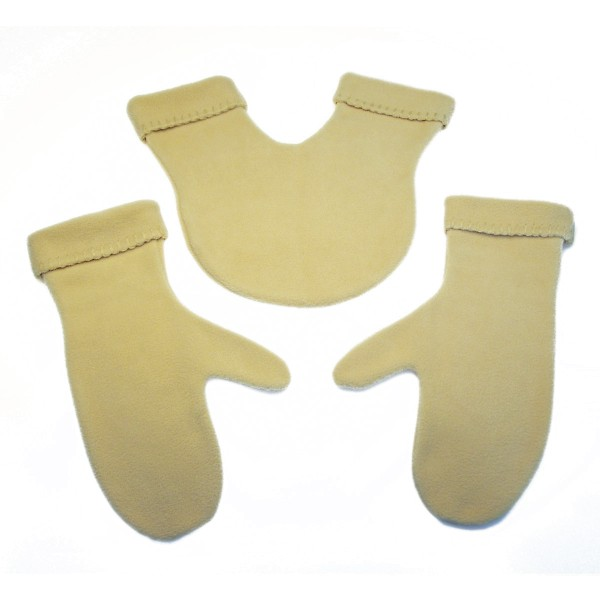 Radius Handschuhe GLOVERS camel