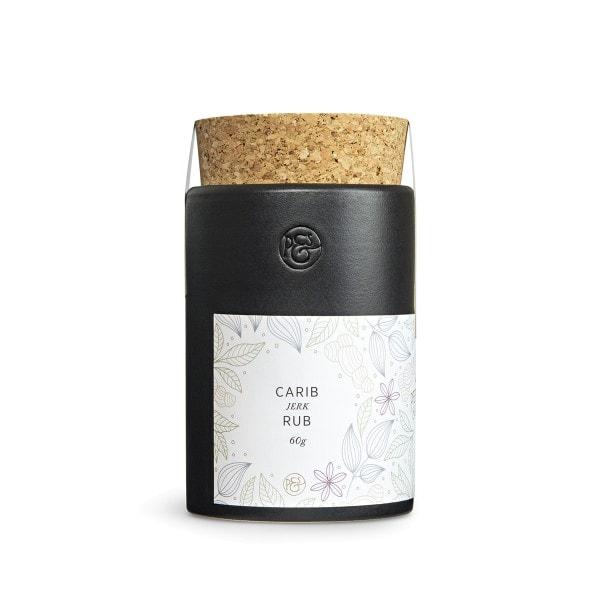 Pfeffersack & Soehne - Carib Jerk Rub im Keramiktopf