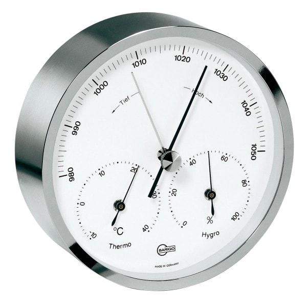 Barigo Wetterstation Baro- Hygro- und Thermometer