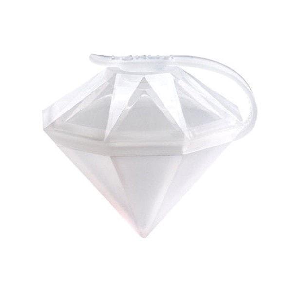 Lekue Eiswürfel 2er-Set Diamant