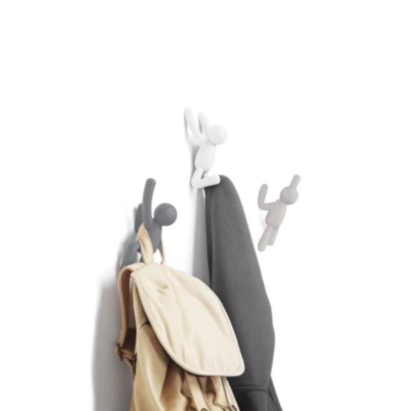 Umbra Garderobe BUDDY 3er-Set