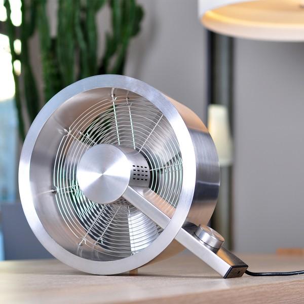 Ventilator Q, silber