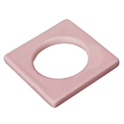 Cult Design Manschette für Teelichthalter soft pink
