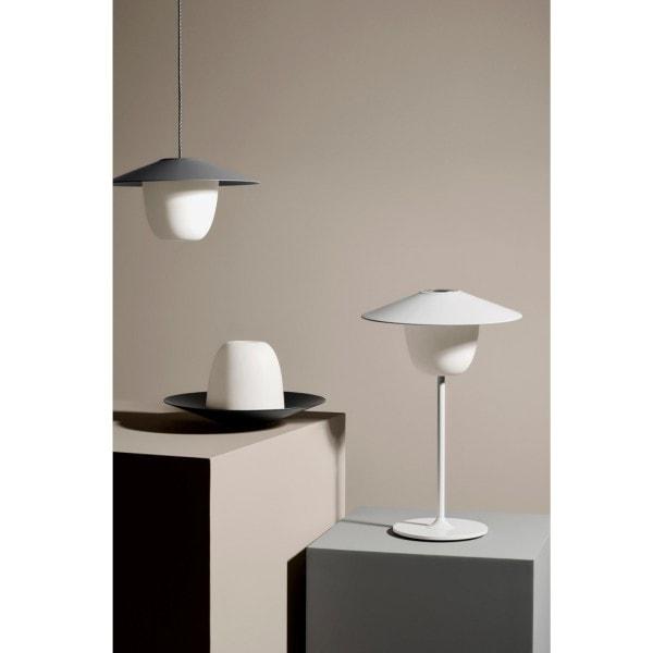 Blomus Mobile LED Leuchte ANI, weiß
