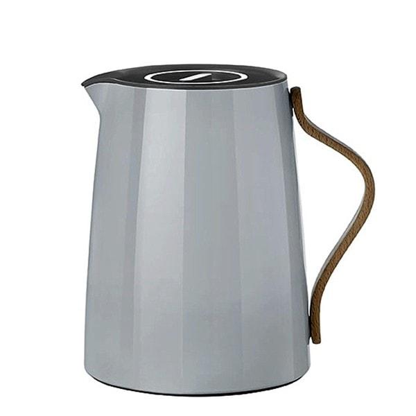 Stelton Teeisolierkanne EMMA 1l, grau
