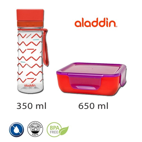 Aladdin Pausen-Set AVEO Rotduo