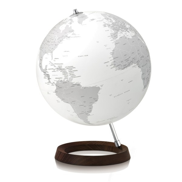 Räthgloben Tisch Globus FULL CIRCLE REFLECTION