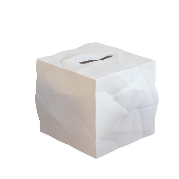 Klein und More Papiertücher-Box WIPY-CUBE weiß