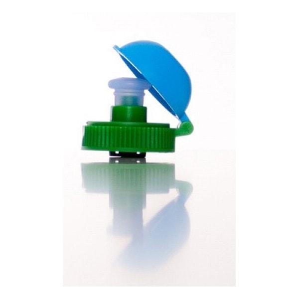 zielonka Ersatzdeckel für Trinkflasche Viv, blau