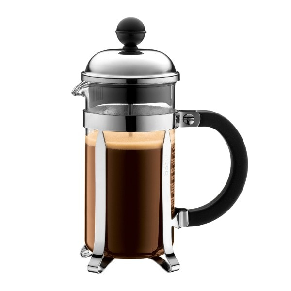 Bodum CHAMBORD Kaffeebereiter 0.35 l glänzend