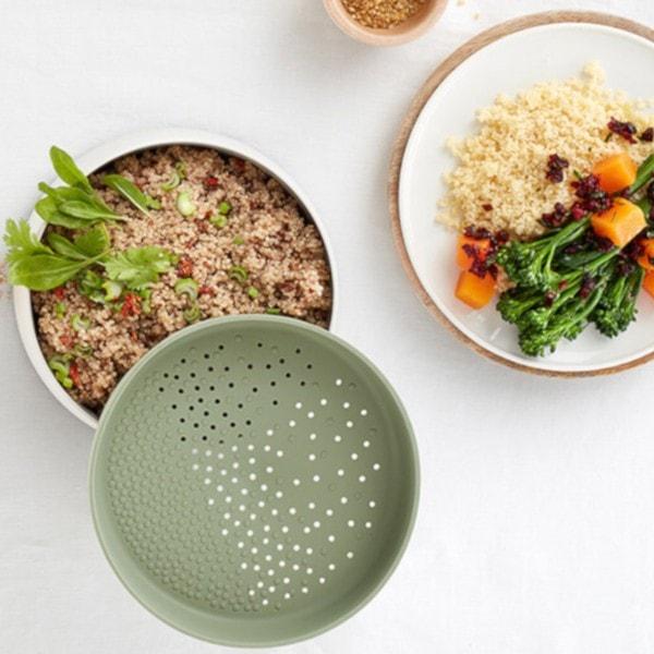 Lekue Quinoa- und Reiskocher