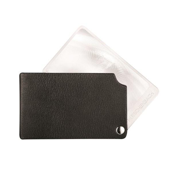 ESCHENBACH Taschenlupe visoPOCKET schwarz 2.5x