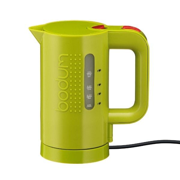 Bodum Wasserkocher BISTRO 2012 0.5 l limettengrün