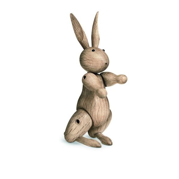 Kay Bojesen Holzfigur Kaninchen
