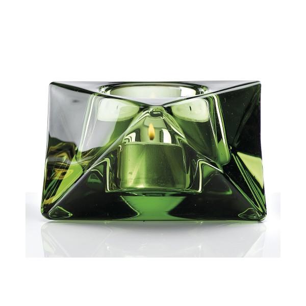 Jacob Jensen Teelichthalter, Smaragd