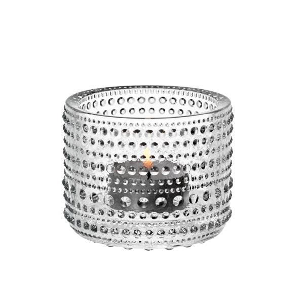 Iittala Teelichthalter KASTEHELMI klar 6.4 cm