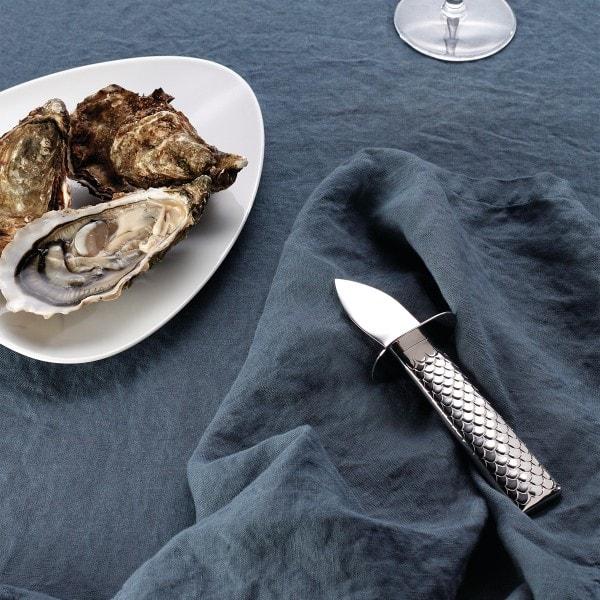 Alessi Austernmesser COLOMBINA FISH