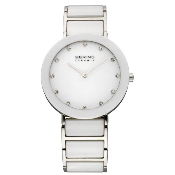 Bering Time Damenuhr CERAMIC 11435-754