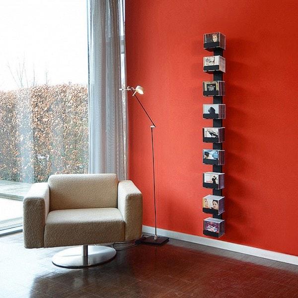 RADIUS CD-Baum 2 Wand groß, schwarz
