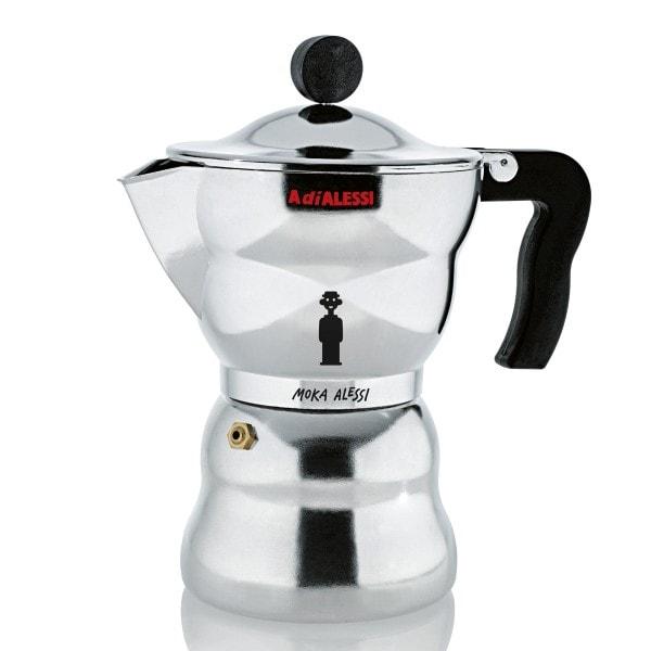 Alessi Espressomaschine MOKA ALESSI 6 Tassen