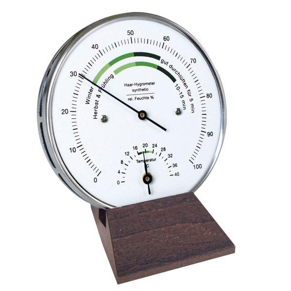 ESCHENBACH Wohnklima - Thermo- Hygrometer 10 cm