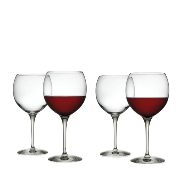 ALESSI Rotweinglas - Mami XL - 4er Set