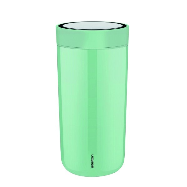 Stelton Trinkbecher To Go Click 0.34 l - steel moss green