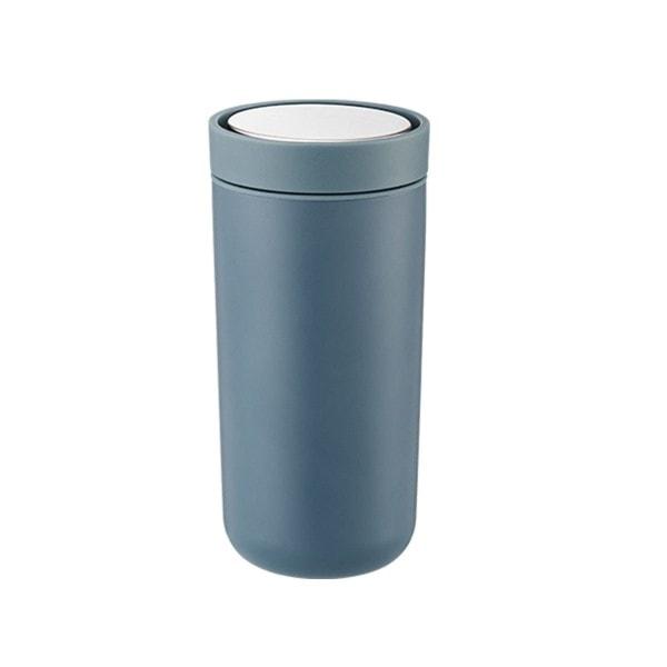Stelton Trinkbecher To Go Click 0.2 l - soft petrol