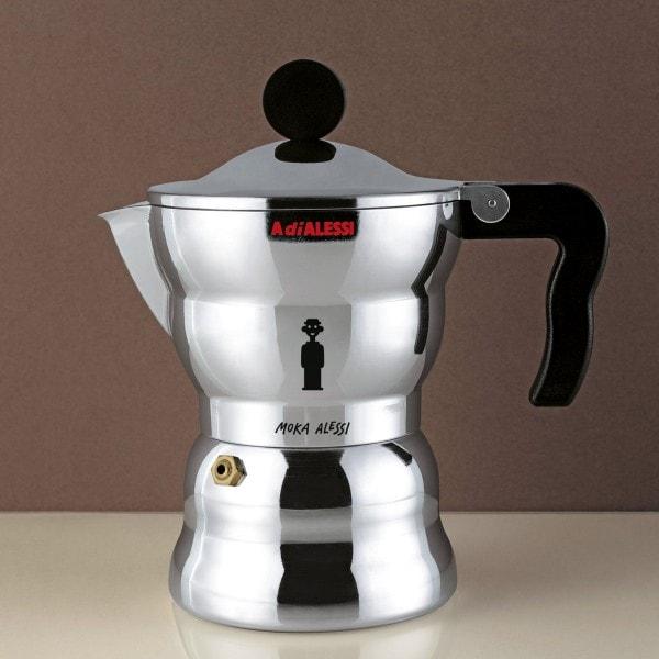 Alessi Espressokocher MOKA Classic 3