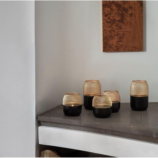Stelton Teelichthalter COLLAR, klein