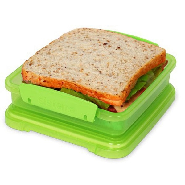 sistema Sandwich-Box grün