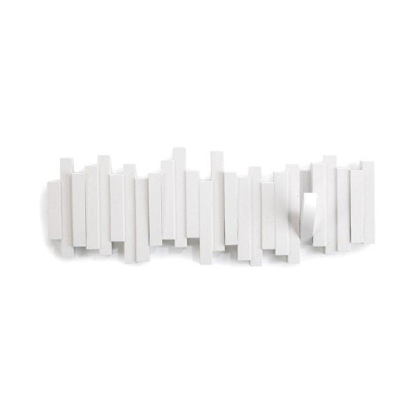 Umbra Garderobe STICKS MULTI HOOK 5, weiß