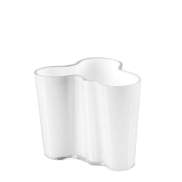 Iittala AALTO Vase opalweiß 9.5 cm
