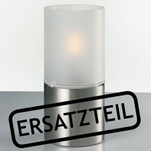 Stelton Ersatzglas für Öllampe 1006 satiniert