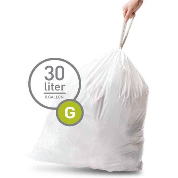 simplehuman 20 Müllbeutel G