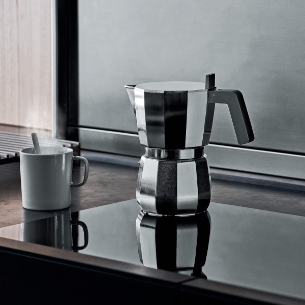 Alessi Espressokocher MOKA modern 9