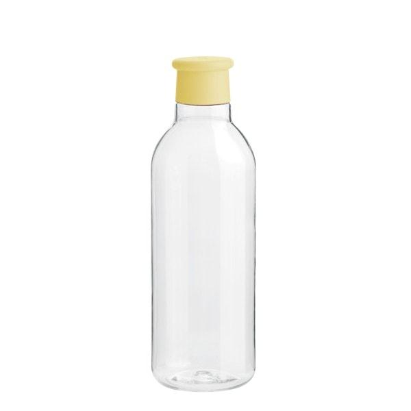 RIG-TIG Trinkflasche, transparent-gelb