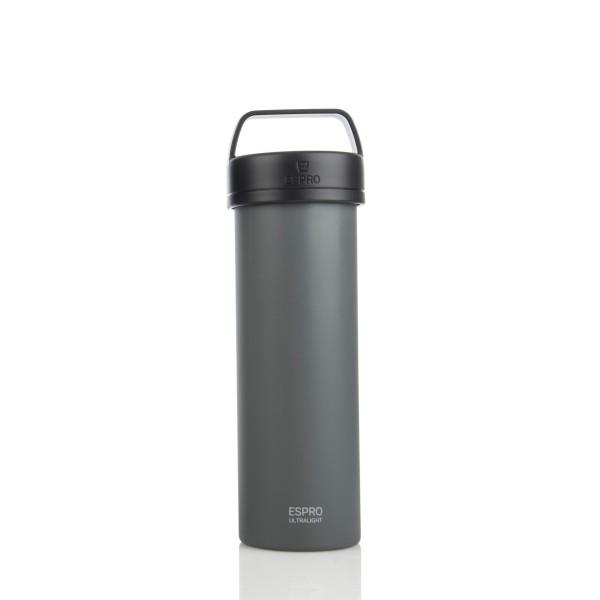 Klein und More Travel-Press ESPRO Ultralight, gunmetal-grau