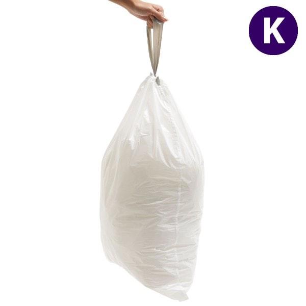 simplehuman 20 Abfallbeutel Müllbeutel K