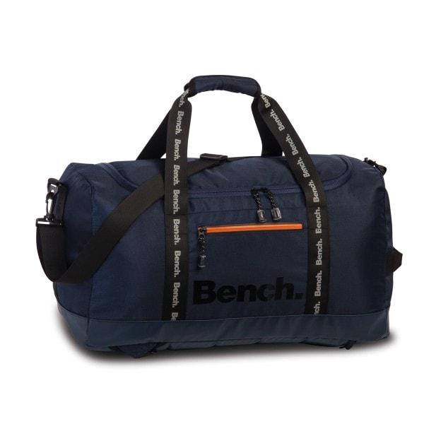 Bench Sporttasche mit Rucksackfkt., dunkelblau